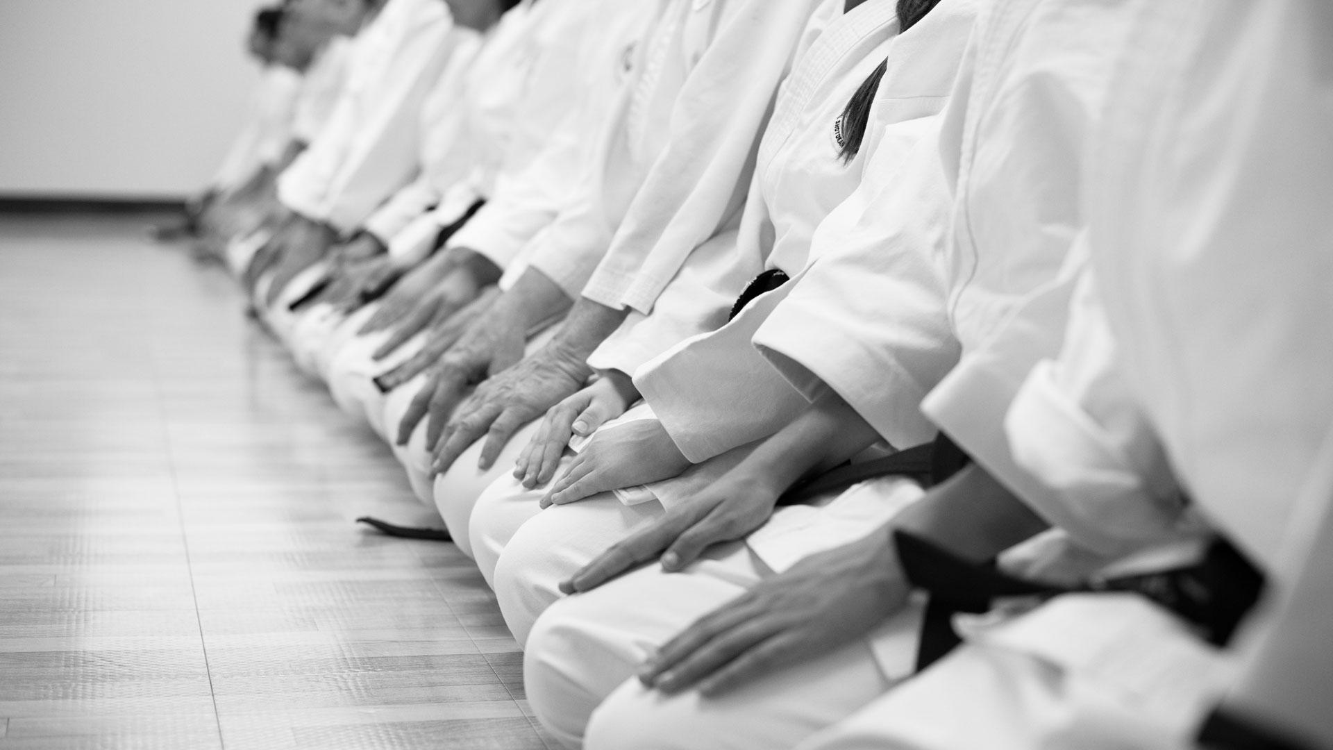 Томская Городкая Федерация традиционного каратэ-до